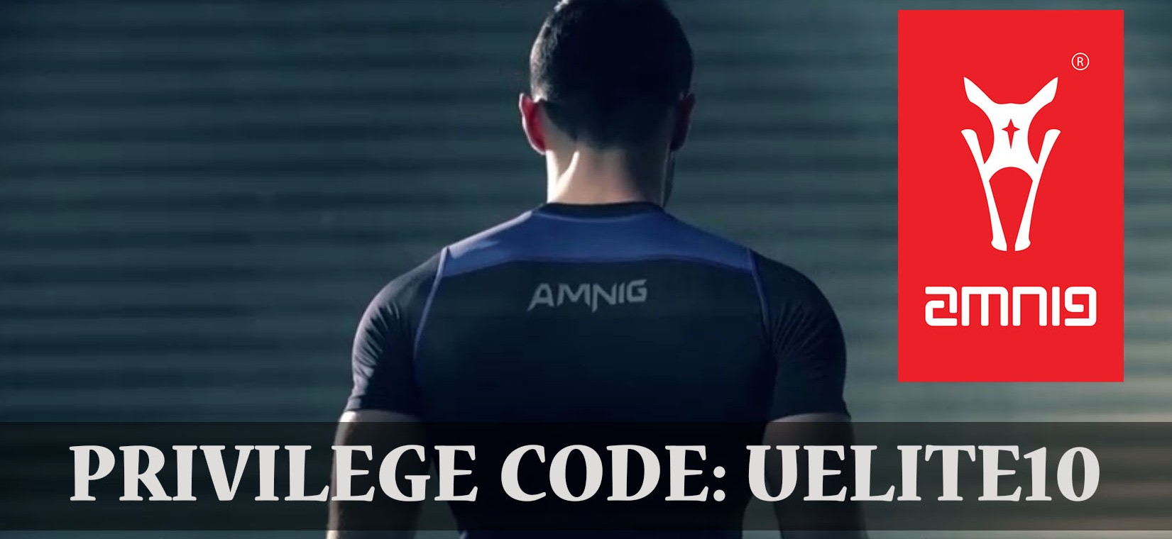 Amnig Wear - U-Elite Banner