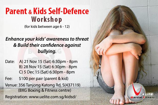 Children Self-Defence Workshop