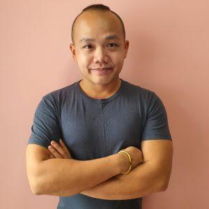 Profile pic 2020